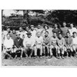 Camp staff at Camp Tamarack, 1946. Ontario Jewish Archives, Blankenstein Family Heritage Centre, item 6504.|